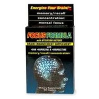 Windmill Health Products Focus Formula - 60 Caplets
