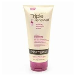 Neutrogena® Triple Renewal Weekly Purifying Cleanser