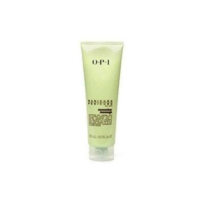 OPI Manicure Pedicure Moisturizing Skin Massage Lotion, Cucumber