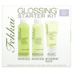 Fekkai Glossing Hair Products Starter 1 Kit