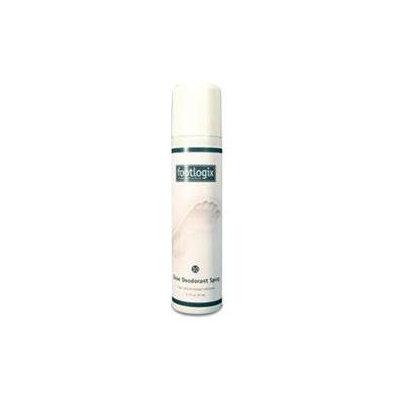 Footlogix Foot Care Spray #10 Shoe Deodorant 4.2 oz