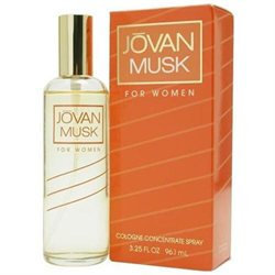 Musk by Jovan Women's Cologne Spray