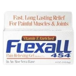 Flexall Arthritis Pain Relieving 454 Gel Original - 4 Oz