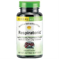 Herbs Etc. Respiratonic - 60 Softgels