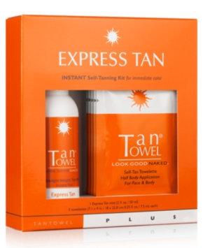 Tantowel Express Self-Tanning Kit