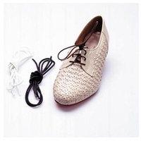 Drive Medical White Elastic Shoe & Sneaker Laces, 1 ea