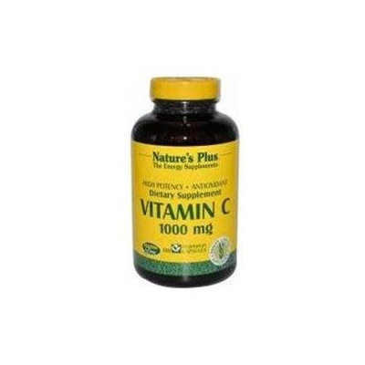 Nature's Plus Vitamin C 1000 MG - 180 Capsules - Vitamin C