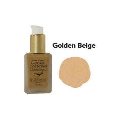 Nutra-Lift 676896000686 Golden Beige Flawless Foundation