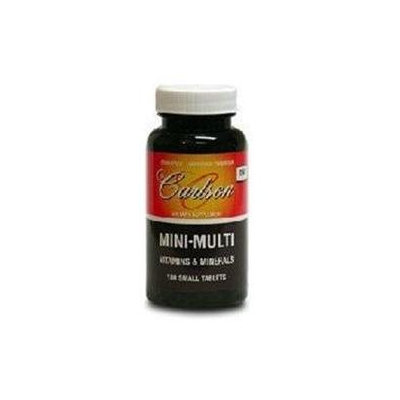 Carlson Laboratories Mini-Multi - 180 Tablets - Multiminerals