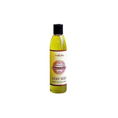 Earthly Body Massage Oil 8 oz, Original