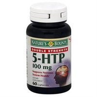 Nature's Bounty 5-HTP 100mg Capsules, 60 ea