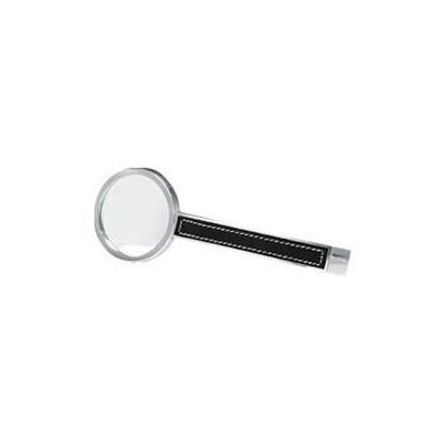 Natico Originals 30-258L Magnifier with Leather Trim