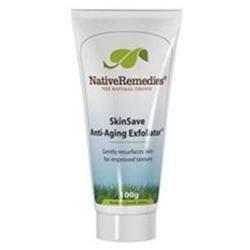 Native Remedies SSA001 SkinSave Anti-Aging Exfoliator