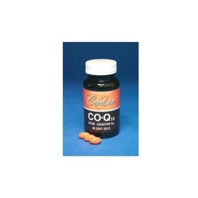 Carlson Laboratories Co Q 10 30 MG - 240 Softgels - CoQ-10 / Ubiquinol