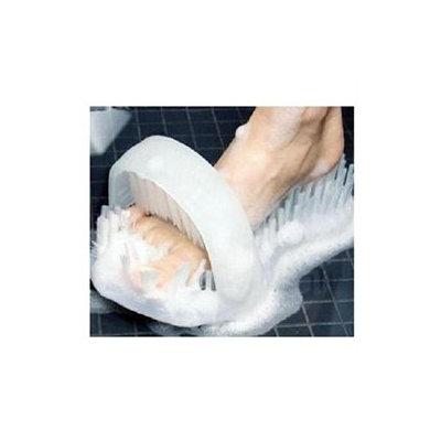 tural Essentials AVIVO Shower Sandal: Foot Scrubber