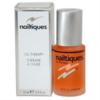 Nailtiques Oil Therapy by Nailtiques for Women - 0.25 oz Manicure
