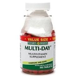 Nature's Bounty Multi-Day Multivitamin, Tablets 365 ea