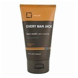 Every Man Jack Skin Clearing Face Wash 5 Oz.