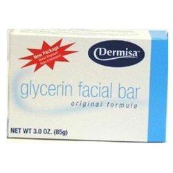 Dermisa Soap Glycerin Facial 3 oz.