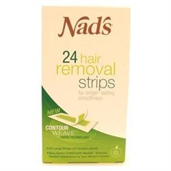 Ds Nad's Brazilian Bikini Wax Hair Remover 4.9 oz