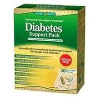 Nature's Bounty Diabetic Support Pack -30day Supply