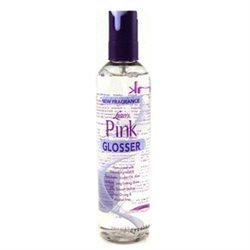 Lusters Hair Styling Lusters Pink Oil Moisturizer Hair Glosser - 8 Oz