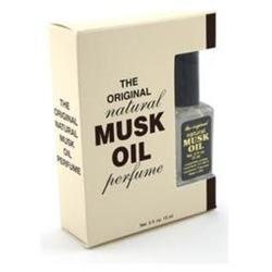 Natural Musk Oil by Cooperlabs, .5 oz Musk Oil Perfume for women