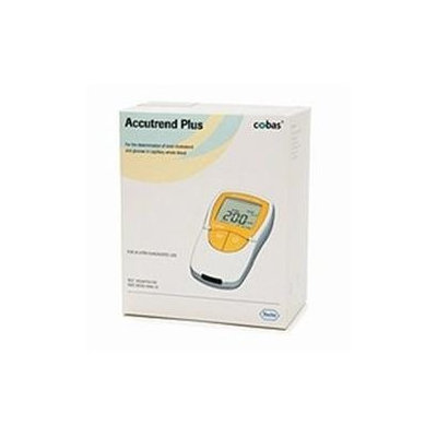 Accutrend Plus Cholesterol Meter, 1 ea