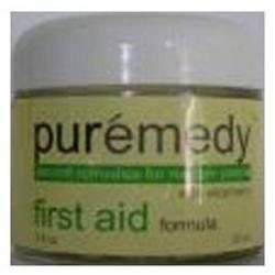 Puremedy - First Aid Salve Homeopathic Salve - 2 oz.