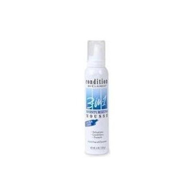 Condition 3 in 1 hair conditioner mousse moisturizng, extra care moisturizng - 6 oz
