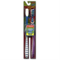 Colgate 360 Actiflex Full Head Toothbrush, Soft - 2/pack