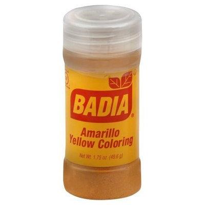 Badia Yellow Coloring Bottle 1.75 OZ