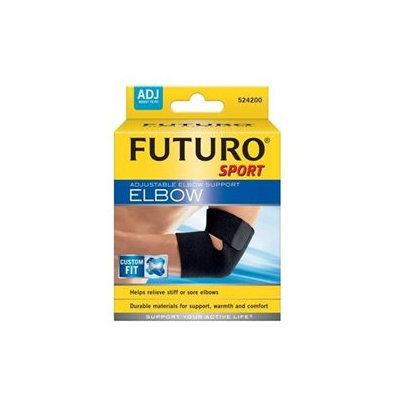 Futuro Sport Adjustable Elbow Support, 1 elbow support