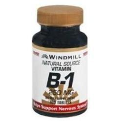Windmill Vitamin B-1 100 Mg Tablets - 100 ea