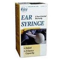 Cara Ear Syringe For Infants - 2 Fl Oz