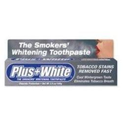 Plus White Smokers' Whitening Toothpaste, 3.5 oz
