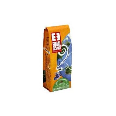 Equal Exchange 25054 Organic Whole Bean Decaf Coffee