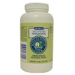Humco saltpetre potassium nitrate powder - 1 lb
