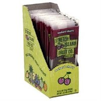Stretch Island Fruit Co. The Original Fruit Leather, Orchard Cherry