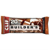 Clif Builders Cocoa Dipped Double Decker Crisp Bars Count Chocolate