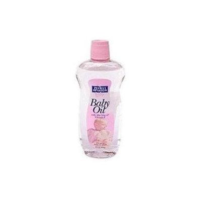 Davion Inc Perfect Purity Baby Oil with Aloe Vera & Vitamin E 12 Oz