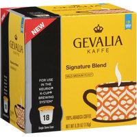 Gevalia Signature Blend Single Cup 18 ct