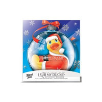 BIT I Rub My Duckie Holiday Ball Santa