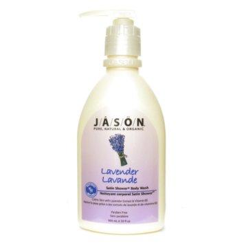 Jason Natural Cosmetics Satin Shower Body Wash Lavender