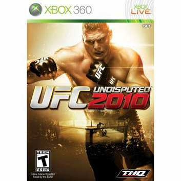 THQ UFC Undisputed 2010 (Xbox 360)