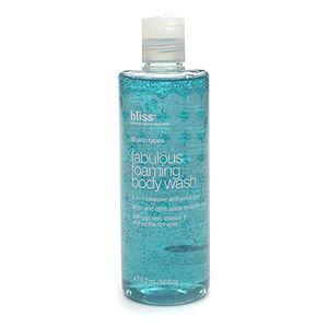 Bliss Fabulous Foaming Body Wash