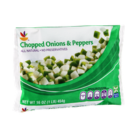 Ahold Onions & Peppers Chopped All Natural