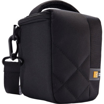 Case Logic Camera Bag with Adjustable Shoulder Strap - Black (CPL-103)