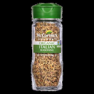 McCormick Gourmet™ Organic Italian Seasoning
