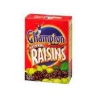 National Raisin Company Champion Natural Raisins - 8 pk.